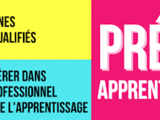 Photo Prépa Apprentissage